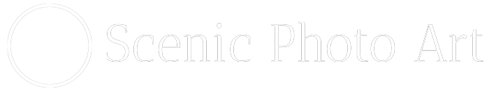 Scenic Photo Art Logo and Excellent Photography